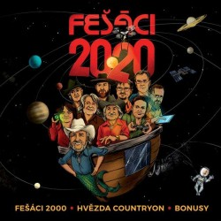 Fešáci 2020 - 2 CD