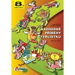 Nádherné příběhy Čtyřlístku z let 1987 až 1989