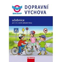 Dopravní výchovy pro 1. - 5. ročník ZŠ - Učebnice