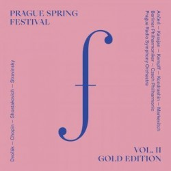 Prague Spring Festival Vol. 2 Gold Edition - 2 CD