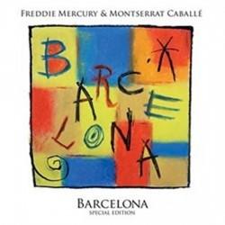 Freddie Mercury & Montserrat Caballé: Barcelona - LP