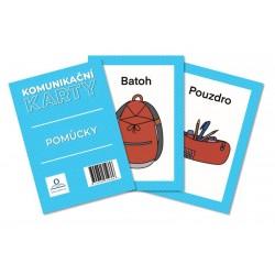 Komunikační karty PAS - Pomůcky