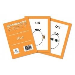 Komunikační karty PAS - Tělo