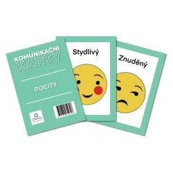 Komunikační karty PAS - Pocity