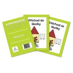 Komunikační karty PAS - Školka