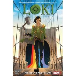 Loki: Bůh, který spadl na zemi