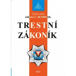 Trestní zákoník č. 40/2009 Sb