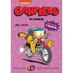 Garfield to smaží (č. 55)