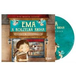 Ema a kouzelná kniha - audioknihovna