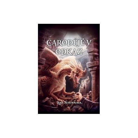 Čarodějův odkaz (gamebook)