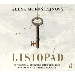Listopád - CDmp3 (Čte Veronika Khek Kubařová, Eva Elsnerová, Vilma Cibulková)