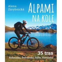 Alpami na kole - 35 tras – Rakousko, Švýcarsko, Itálie, Slovinsko