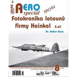 AEROspeciál 8 - Fotokronika letounů firmy Heinkel 2. díl