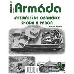 Armáda 8 - Meziválečné obrněnce Škoda a Praga