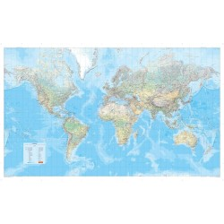 Svět/plast.tubus 1:30M