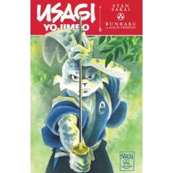 Usagi Yojimbo - Bunraku a další příběhy