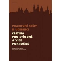 Čeština pro středně a více pokročilé - Pracovní sešit k učebnici