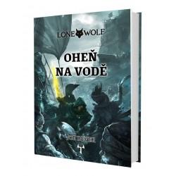 Lone Wolf 2: Oheň na vodě (gamebook)