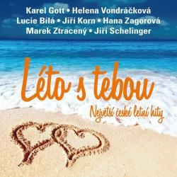 Léto s tebou - Největší české letní hity - 2 CD
