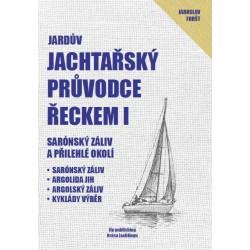 Jachtařský průvodce Řeckem I. - Sarónský záliv a přilehlé okolí