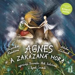Agnes a Zakázaná hora - CDmp3 (Čte Veronika Khek Kubařová a Hynek Čermák)