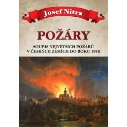 Požáry - Soupis největších požárů v českých zemích do roku 1918