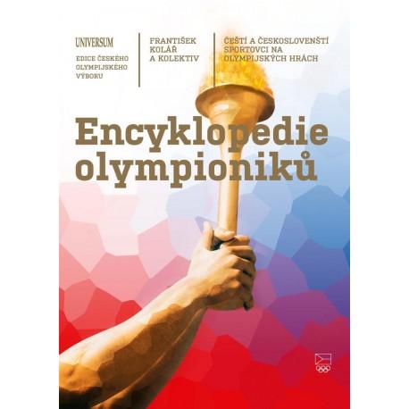 Encyklopedie olympioniků: Čeští a českoslovenští sportovci na olympijských hrách