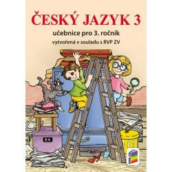 Český jazyk 3 (učebnice) - nová řada