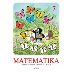 Matematika sešit 7 pro 2. ročník ZŠ