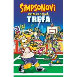 Simpsonovi - Komiksová trefa