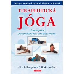 Terapeutická jóga - Šestnáct poloh pro samoléčení skrze tiché jinové vědomí (Kniha + 16 karet)