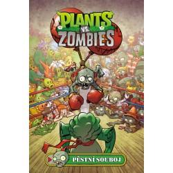 Plants vs. Zombies - Pěstní souboj
