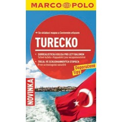 Turecko - Průvodce se skládací mapou