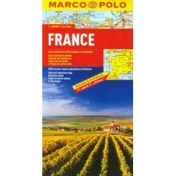 Francie/mapa 1:800T MD