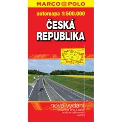 ČR/mapa 1:500T KT