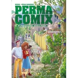 Permacomix - Žít permakulturně. Návod k použití