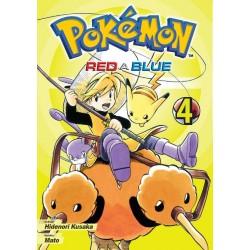 Pokémon - Red a blue 4
