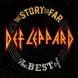 Def Leppard: The Story So Far /The Best Of - 2 CD/Deluxe