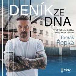 Tomáš Řepka: Deník ze dna - audioknihovna