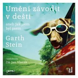 Umění závodit v dešti aneb Jak jsem byl psem - CDmp3 (Čte Martina Jan Vlasák)