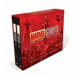 The Story of Marvel Studios : The Making