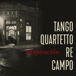 Tango Quartetto Re Campo:Inspiración - CD