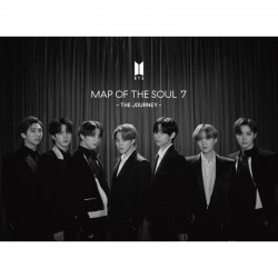 BTS: Map Of The Soul 7 The Journey (Limited EditionC) CD