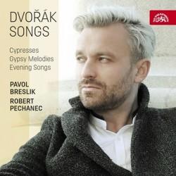 Dvořák – Písně / Cypřiše, Večerní písně, Cigánské melodie - CD