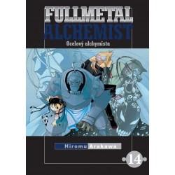 Fullmetal Alchemist - Ocelový alchymista 14