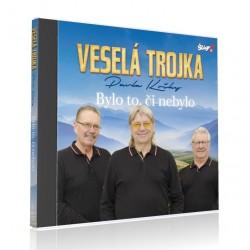 Veselá Trojka - Blo to či nebylo - CD