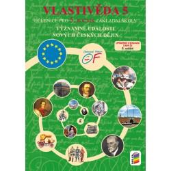 Vlastivěda 5 - Významné události nových českých dějin (učebnice)