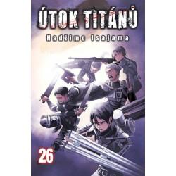 Útok titánů 26