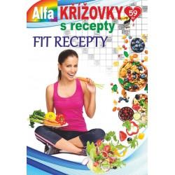 Křížovky s recepty 2/2021 - Fit recepty