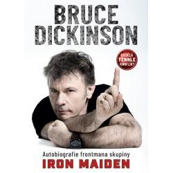 Co dělá tenhle knoflík? - Autobiografie frontmana skupiny Iron Maiden